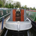Narrow Boat Spray foam