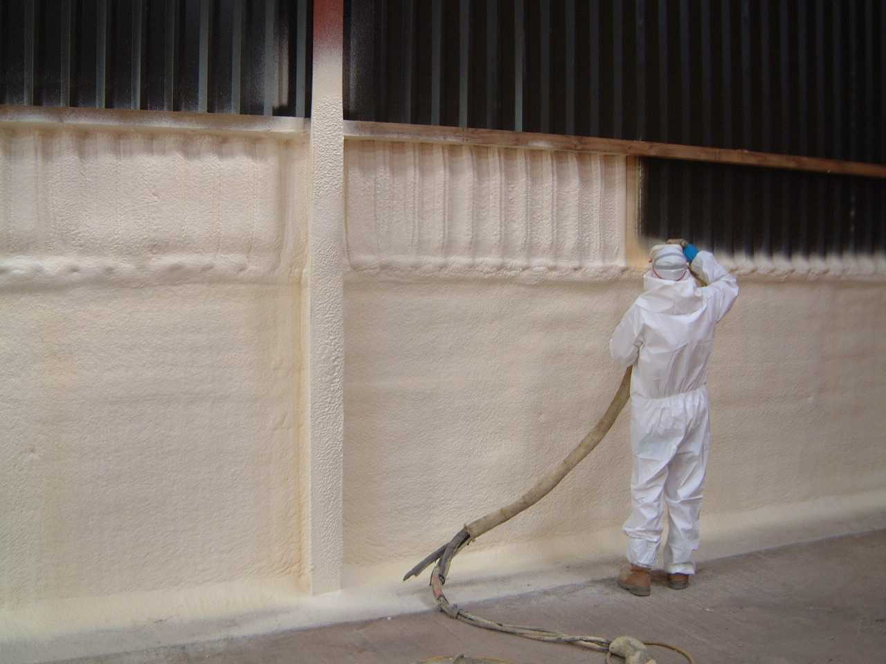 Spray Foam Insulation For Walls Ceilings Amp Floors Isothane