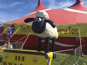 Set and Prop Design Shaun the Sheep